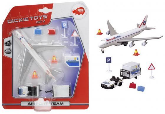 Игровой набор Dickie Аэропорт разноцветный dickie toys игровой набор фигурки с аксессуарами