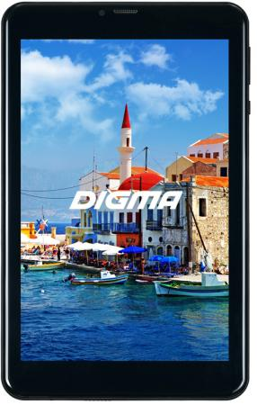 Планшет Digma Plane 8566N 3G MT8321 (1.3) 4C/RAM1Gb/ROM16Gb 8 IPS 1280x800/3G/Android 7.0/черный/2Mpix/0.3Mpix/BT/GPS/WiFi/Touch/microSD 64Gb/minUSB/3200mAh