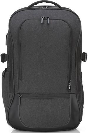 Рюкзак для ноутбука 17 Lenovo Passage Backpack полиэстер серый 4X40N72081 аккумулятор для ноутбука anybatt ibm lenovo l10l6y01 l10s6y01 l10n6y01 l09l6d16 57y6440 l09s6d16 l09n6d16 57y6567 57y6626