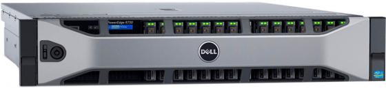 Купить Сервер Dell PowerEdge R730 1xE5-2630v4 2x16Gb 2RRD x8 2.5 RW H730p iD8En 5720 4P 2x750W 3Y PNBD (210-ACXU-352)