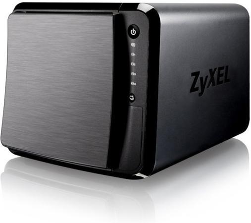 лучшая цена Сетевое хранилище NAS Zyxel Original NAS542-EU0101F 4-bay