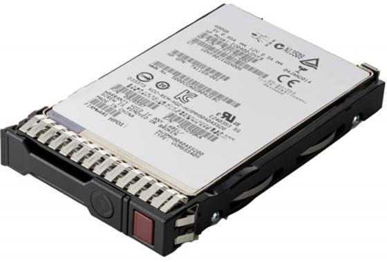 Накопитель SSD HPE 1x240Gb SATA 875503-B21 накопитель ssd hpe 1x240gb sata для gen8 gen9 789135 b21