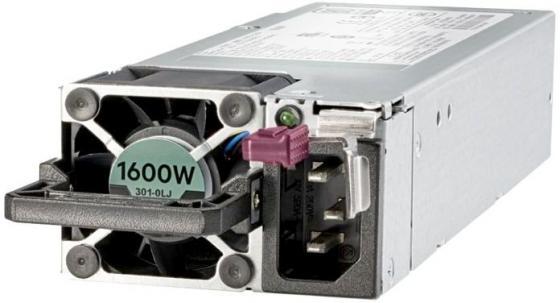 лучшая цена Блок Питания HPE 830272-B21 1600W Platinum Flex Slot Hot Plug Low Halogen Power