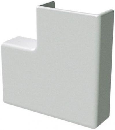 Угол плоский APM 40x17мм 90 DKC 00425R белый (упак.:1шт)