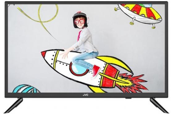 Фото - Телевизор 24 JVC LT-24M480 черный 1366x768 50 Гц USB телевизор jvc lt 24m485 черный