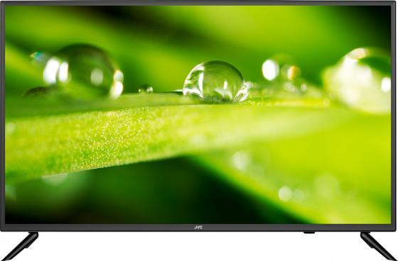 "лучшая цена Телевизор 32"" JVC LT-32M580 черный 1366x768 Wi-Fi Smart TV RJ-45"