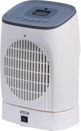 Тепловентилятор MYSTERY MCH-1024, 2 уровня мощности нагрева 1кВт/2кВт