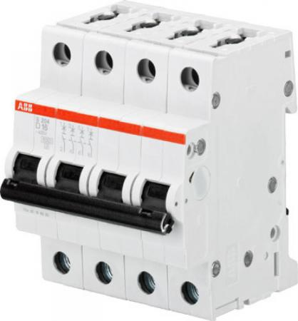 ABB 2CDS254001R0251 Автомат.выкл-ль 4-полюсной S204 D25 автомат abb s203 c25