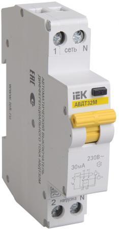 Iek MAD32-5-020-C-10 АВДТ32М С20 10мА - Автоматический Выключатель Диф. Тока ИЭК