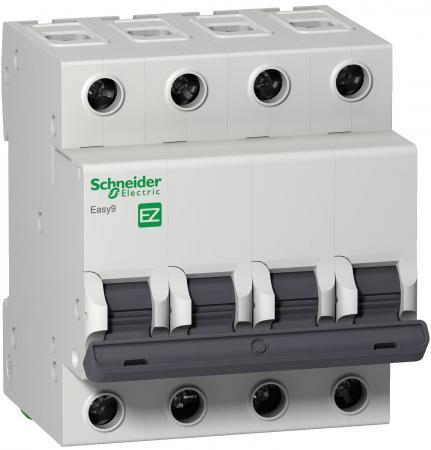 Schneider-electric EZ9F14425 АВТ. ВЫКЛ. EASY 9 4П 25А B 4,5кА 400В =S= high quality xsn12na340 schneider s proximity switch