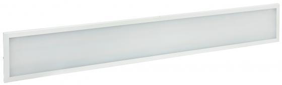 Iek LDVO3-6568-36-6500-K01 Светильник светодиодный ДВО 6568-O 36Вт 6500К 1200х180х20 опал {аналог люм.свет. 2х36 накладных или в потолок Армстронг} потолочный светильник эра ip65 36вт 3800лм 6500к 36 вт
