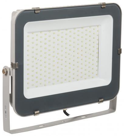 Iek LPDO701-200-K03 Прожектор СДО 07-200 светодиодный серый IP65 6500 K IEK цены