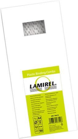 Фото - Lamirel Пружина пластиковая LA-7867201 (12 мм. Цвет: белый, 100 шт.) чистящие салфетки fellowes lamirel la 5144001 100 шт