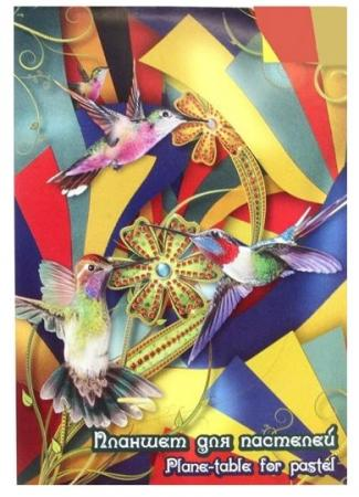Планшет для пастели ЛИЛИЯ ХОЛДИНГ КАЛЕЙДОСКОП A4 20 листов цены онлайн