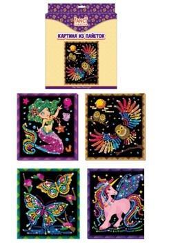 Набор для творчества Fancy Creative Мозаика из пайеток