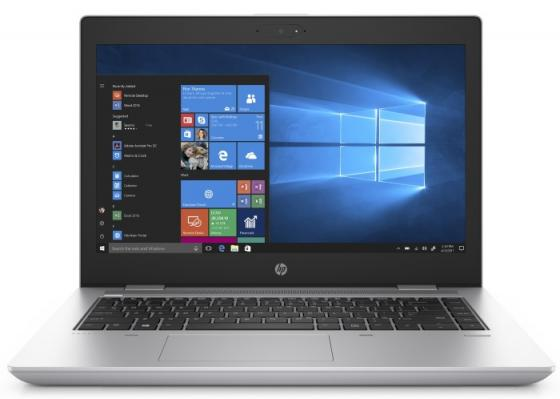 Ноутбук HP ProBook 645 G4 14 1920x1080 AMD Ryzen 7-2700U 512 Gb 8Gb Radeon RX Vega 10 Graphics серебристый Windows 10 Professional 3UP61EA ноутбук hp probook 645 g4 3un55ea