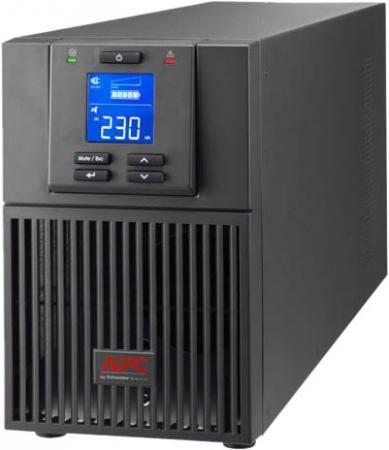 Источник бесперебойного питания APC Источник бесперебойного питания APC Easy UPS, On-Line, 1000VA / 800W, Tower, IEC, LCD, USB ибп apc smart ups 1000va 800w src1ki