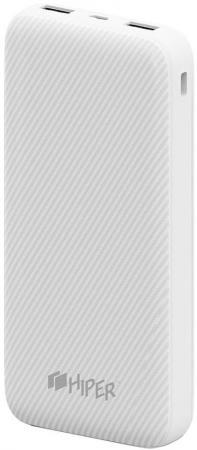 Аккумулятор HIPER Внешний аккумулятор HIPER SPX20000 WHITE sun 68 свитер с длинными рукавами