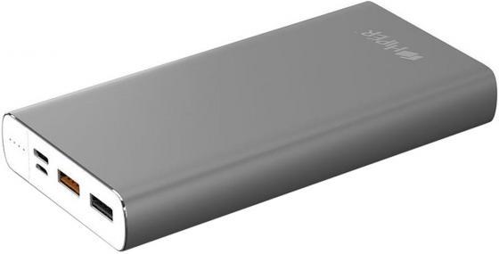 Аккумулятор HIPER Внешний аккумулятор HIPER MPX15000 SPACE GRAY