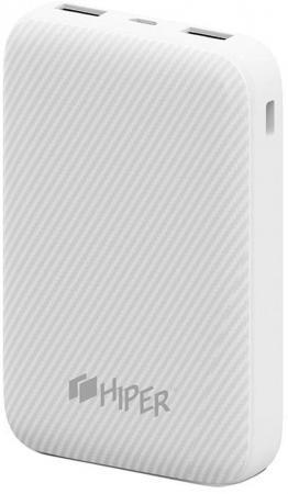Фото - Аккумулятор HIPER Внешний аккумулятор HIPER SPX10000 WHITE аккумулятор