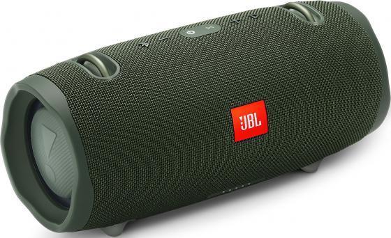 Динамик JBL Портативная акустическая система Xtreme 2 зеленый