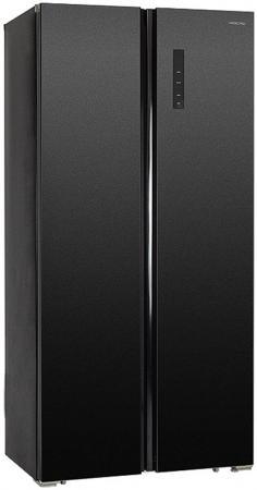 HIBERG RFS-480DX NFB Холодильник холодильник hiberg rfs 490d nfgy