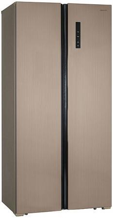 HIBERG RFS-480D NFH Холодильник холодильник hiberg rfs 490d nfgy