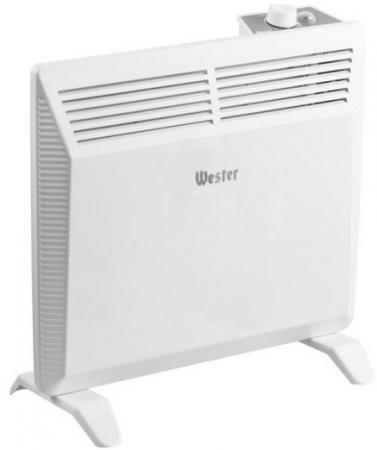 Конвектор Wester EK-1000 1000 Вт белый