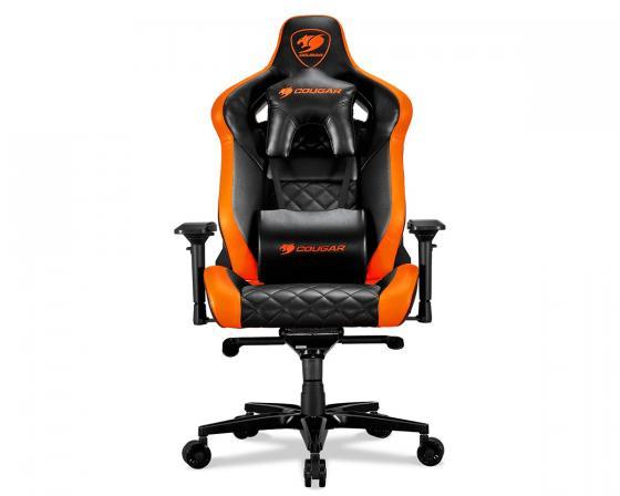 Кресло компьютерное Cougar ARMOR-TITAN-BO [black-orange]