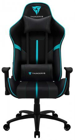Кресло компьютерное ThunderX3 BC3-BC [black-cyan] AIR компьютерное кресло thunderx3 tgc22 bo