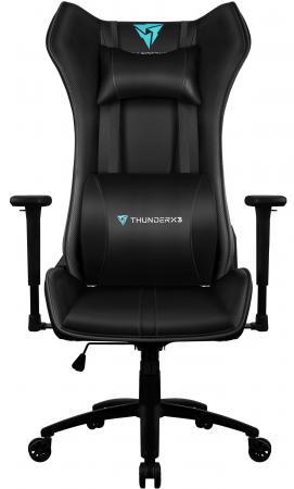 Кресло компьютерное ThunderX3 UC5-B [black] AIR, с подсветкой 7 цветов