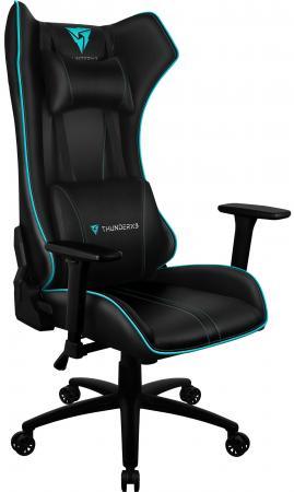 Кресло компьютерное ThunderX3 UC5-BC [black-cyan] AIR