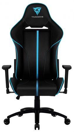 Кресло компьютерное ThunderX3 BC5-BC [black-cyan] AIR