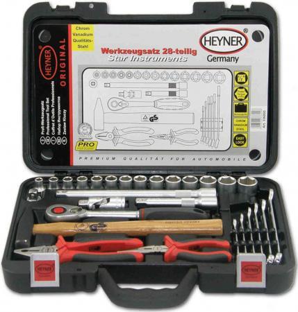 Набор инструмента HEYNER 336000 28 предмет цена