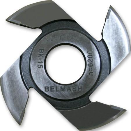 Фреза радиусная для фрезерования галтелей БЕЛМАШ RF0021AVK 125х32х8.3 мм линейка белмаш cr 2000
