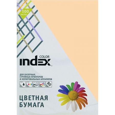Цветная бумага Index Color IC31/100 A4 100 листов
