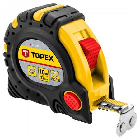 Рулетка TOPEX 27C343 3мx19мм цены