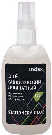 купить Клей силикатный Index ISG110 110 гр. с дозатором по цене 9 рублей