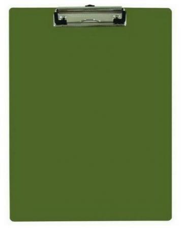Клип-борд METALLIC, двойной, ф.А4, пластик, темно-зеленый клип борд а4 metallic пластик темно синий icb01 bu