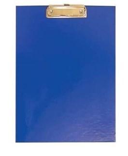 Клип-борд ламинированный, синий