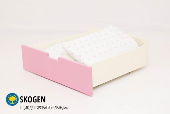Ящик для кровати Бельмарко Skogen Classic (лаванда)
