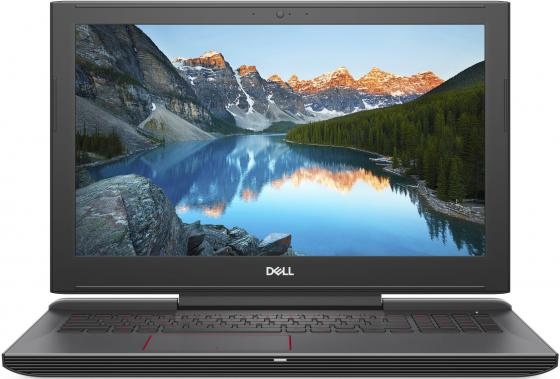 "Ноутбук Dell G5-5587 (G515-7343) i5-8300H (2.3) / 8Gb / 1Tb+128Gb SSD / 15.6"" FHD AG IPS / NV GTX1050Ti 4Gb / Backlit / Linux / Red цена и фото"