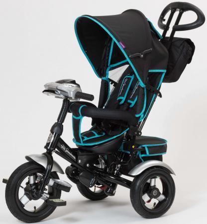 Велосипед трехколёсный Mr Sandman Cruiser 12*/10* черный