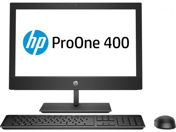 "HP ProOne 400 G4 All-in-One NT 20""(1600x900)Core i3-8100T,4GB,256GB M.2,DVD,Slim kbd/mouse,HA Stand,VESA Plate DIB,Intel 9560 BT,HD 720p Webcam,Win10Pro(64-bit),1-1-1 Wty(repl.2RT96ES) цена 2017"