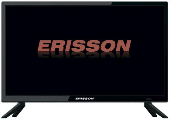 Телевизор 22 Erisson 22LES50T2 черный 1920x1080 50 Гц HDMI USB SCART VGA телевизор 24 akai lea 24b52p черный 1920x1080 usb hdmi scart vga
