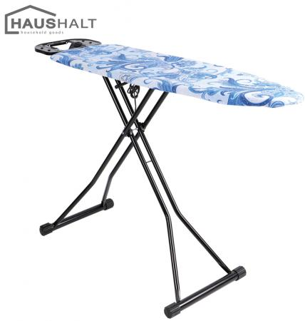 Гладильная доска Nika Haushalt M гладильная доска haushalt bruna golf х б перф лист розетка 122x34 см нbr