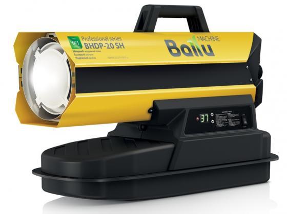 Тепловая пушка BALLU Siber Heat BHDP-20 SH 2000 Вт желтый чёрный