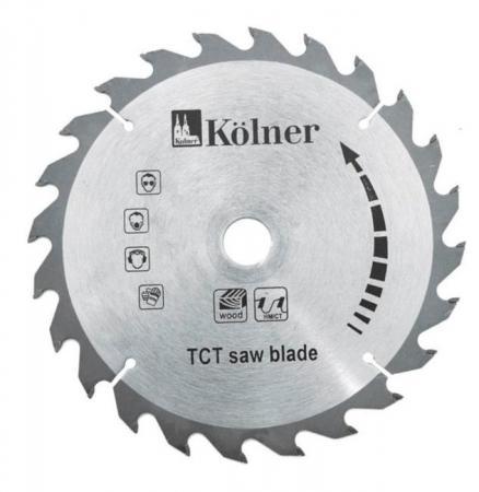 Пильный диск Kolner KSD200*30*24