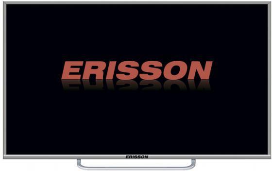 Телевизор LED 55 Erisson 55ULES77T2SM серебристый 3840x2160 50 Гц Wi-Fi USB RJ-45 VGA цена
