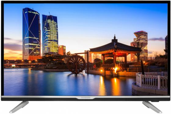 Hyundai 32 H-LED32R502BS2S черный {HD READY/60Hz/DVB-T/DVB-T2/DVB-C/DVB-S2/USB/WiFi/Smart TV (RUS)} dvb t digital antenna